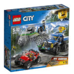 レゴ 60172 山のポリスカーとポリスバイク