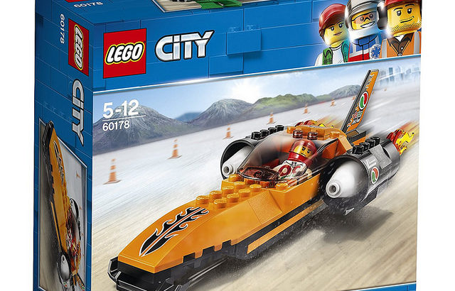レゴ 60178 世界最速スーパーカー