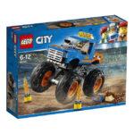 レゴ 60180 モンスタートラック