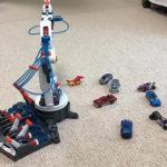 水圧式ロボットアームを作ったよ!