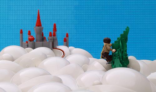 Grant Davis氏のレゴ作品