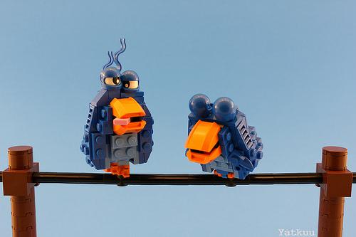 Gregory Coquelz氏のレゴ作品