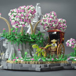 Jme Wheeler氏のレゴ作品