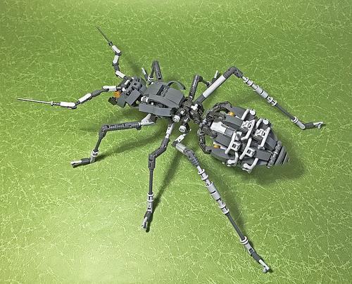 レゴ メカ「Mecha Ant-MK2」