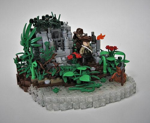 Classical Bricks氏のレゴ作品