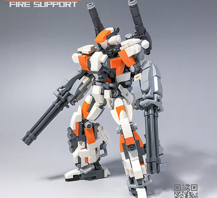 レゴ ロボ「TF-Mk15【Type-B】」