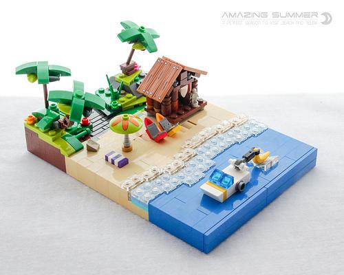 Dvd氏のレゴ作品