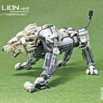 レゴ メカ「ライオン ver2」