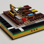 Adam Dodge氏のレゴ作品
