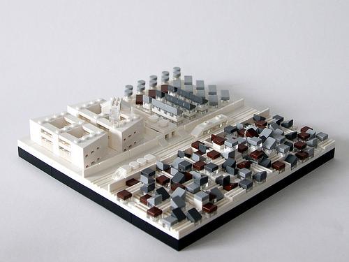 Klaus ツ氏のレゴ作品