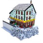 Arjan Oude Kotte氏のレゴ作品