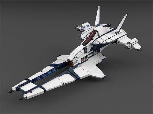 _spacehopper_氏のレゴ作品