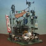 LegoFin.氏のレゴ作品