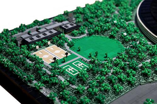 Spencer_R氏のレゴ作品