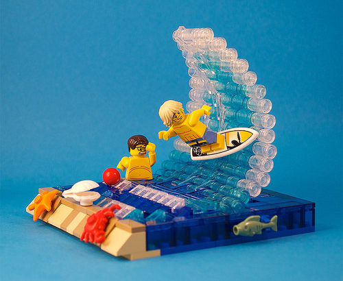 captainsmog氏のレゴ作品