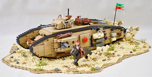 JBIronWorks氏のレゴ作品