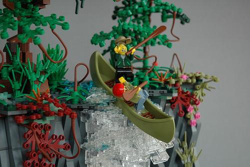 Andreas Lenander氏のレゴ作品