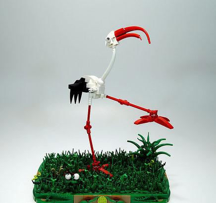 Oliver Becker氏のレゴ作品