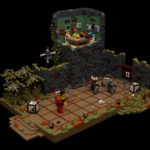 Teabox (henrik_zwomp)氏のレゴ作品