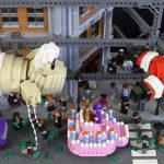 Cpt. Brick氏のレゴ作品