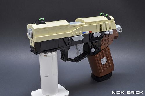 Nick Brick氏のレゴ作品