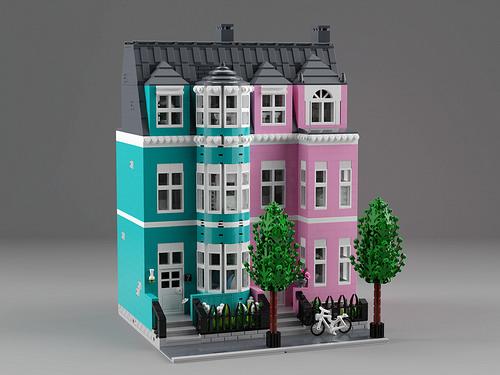 aukbricks氏のレゴ作品