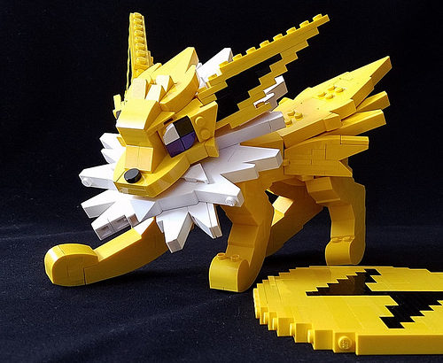 Mike Nieves氏のレゴ作品