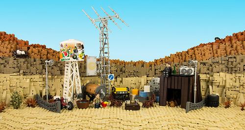 Tim Schwalfenberg氏のレゴ作品