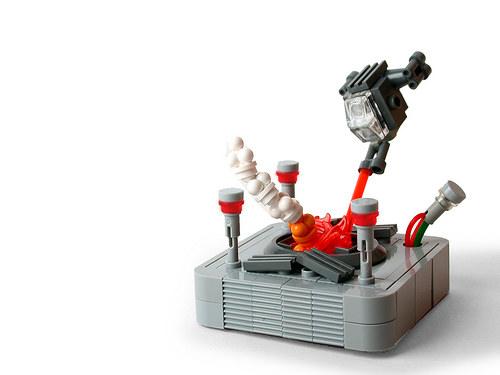 x‿x氏のレゴ作品