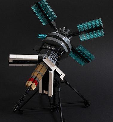✠Andreas氏のレゴ作品