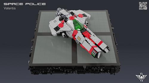 CK-MCMLXXXI氏のレゴ作品