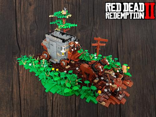 KevFett2011氏のレゴ作品