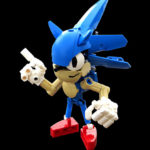 Logan W.氏のレゴ作品