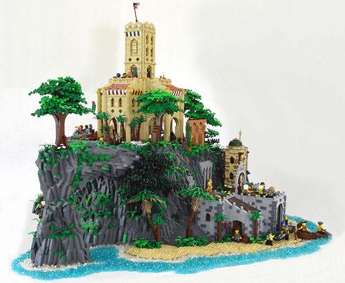 Patrick Massey氏のレゴ作品