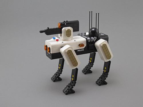 Red Spacecat氏のレゴ作品