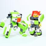 Devid VII氏のレゴ作品