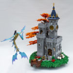 Brother Steven氏のレゴ作品
