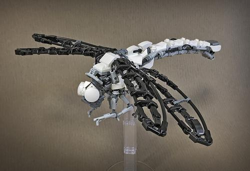 レゴ メカ「トンボMk-2」