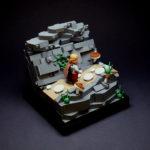 Marcel V.氏のレゴ作品