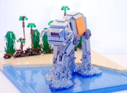 Zach氏のレゴ作品