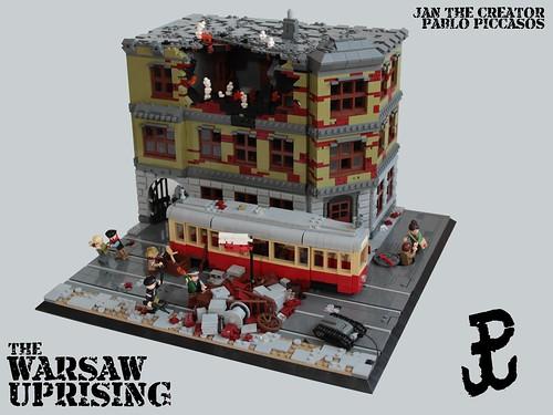 Jan T.氏のレゴ作品