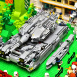 MiniGray!氏のレゴ作品