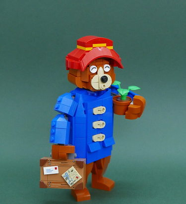vincentkiew氏のレゴ作品