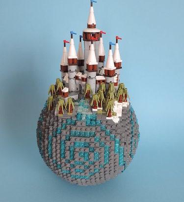 Toltomeja氏のレゴ作品