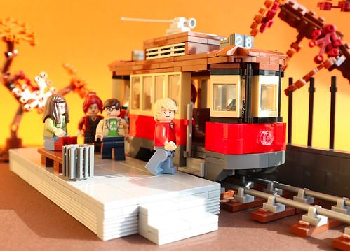 Wasteland Monocycle氏のレゴ作品