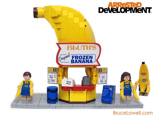 BruceLowell.com氏のレゴ作品