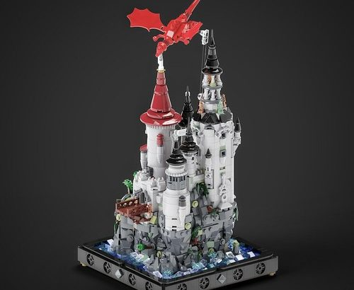 ❈ Corvus Auriac MOCs ❈氏のレゴ作品