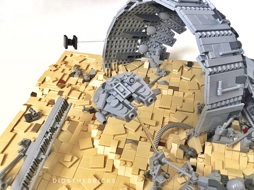 Didier Burtin氏のレゴ作品