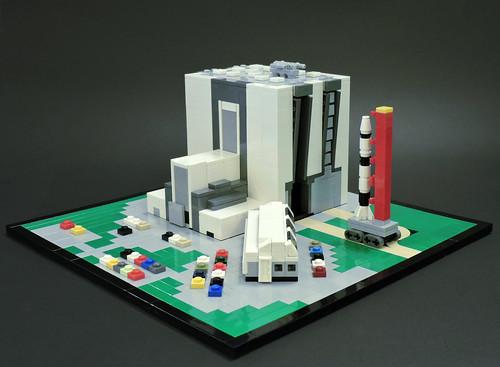 Ryan Olsen氏のレゴ作品