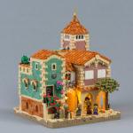Jonas Wide ('Gideon')氏のレゴ作品